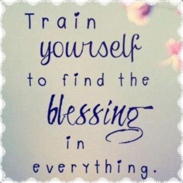 Train jezelf in positieve dedachten