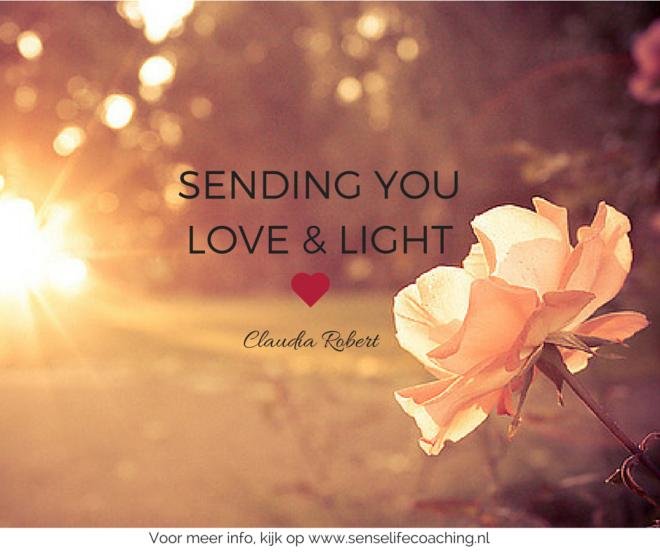 SENDING YOULOVE & LIGHT